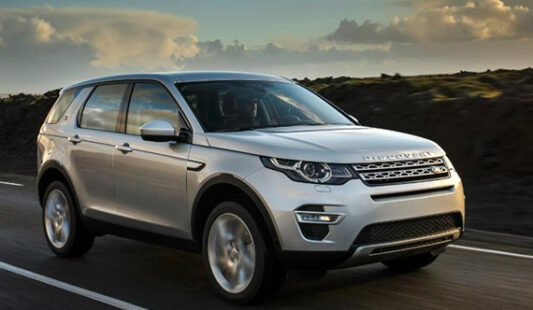 Rang Rover Discovery
